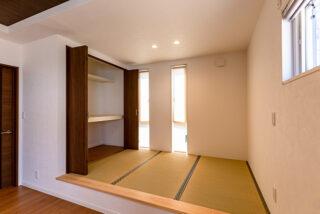 小上がり畳スペース